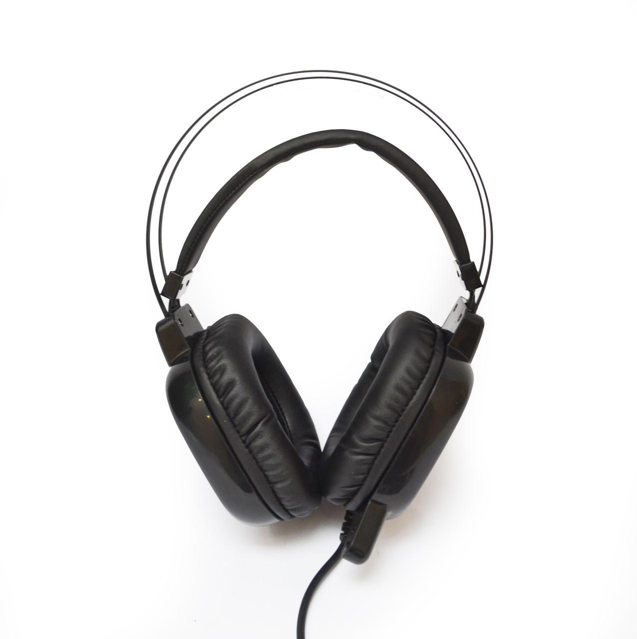 Наушники проводные D70 с микрофоном