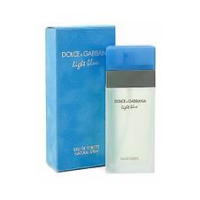 Dolce & Gabbana Light Blue Дольче И Габбана Лайт Блю Original size Женская туалетная вода Парфюмированная, фото 3