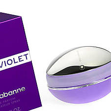 Paco Rabanne Ultraviolet Пако Рабанн Ультрафиолет Original size Женская туалетная вода Парфюмированная, фото 3