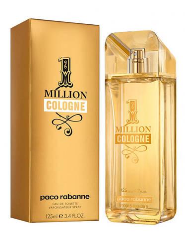 Paco Rabanne 1 Million Originalsize 50ml наливная мужская туалетная вода тестер аромат, фото 2