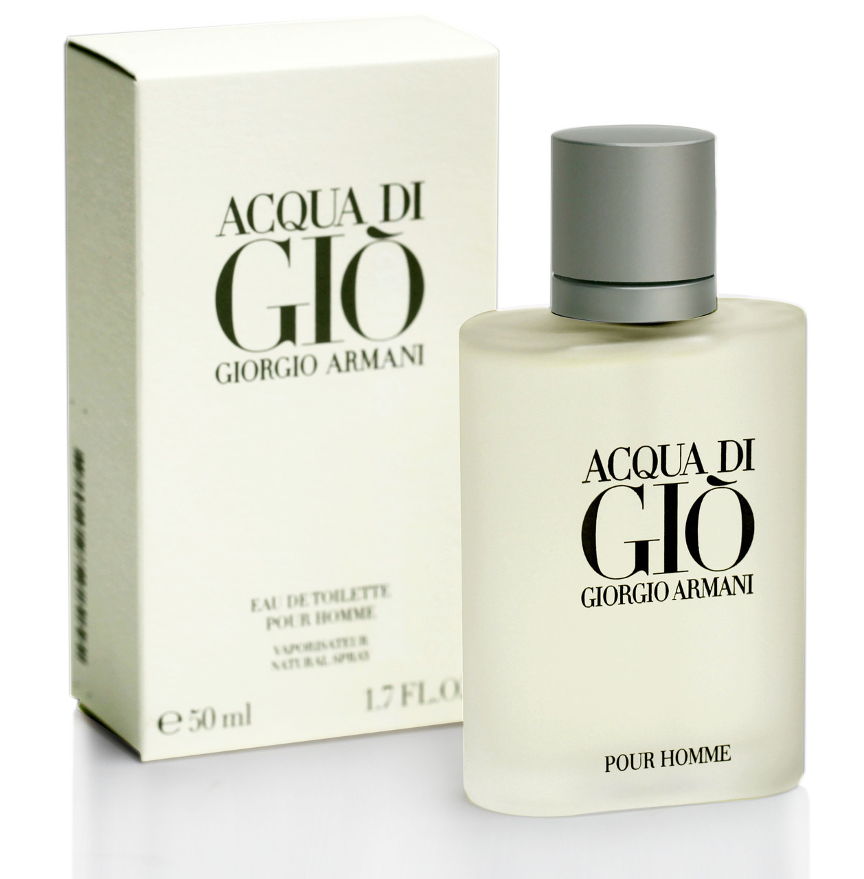 Armani Acqua di Gio pour homme Original size 50ml наливная мужская туалетная вода тестер аромат