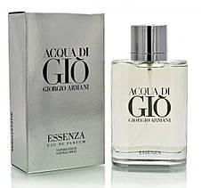 Armani Acqua di Gio pour homme Original size 50ml наливная мужская туалетная вода тестер аромат, фото 3