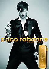 Paco Rabanne 1 Million Пако Рабанн 1 миллион Original size мужская Туалетная вода Духи Парфюм Тестеры, фото 3