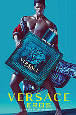 Versace Eros Версаче Эрос Original size мужская Туалетная вода Духи Парфюм Тестер Парфюмированная вода, фото 2