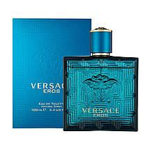 Versace Eros Версаче Эрос Original size мужская Туалетная вода Духи Парфюм Тестер Парфюмированная вода, фото 3