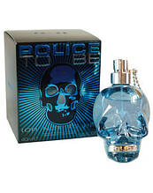 Police To Be Or Not To Be, 125 ml Originalsize мужская туалетная вода тестер духи аромат