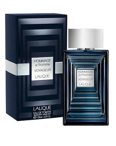 Lalique Hommage a L Homme, 100 ml Originalsize мужская туалетная вода тестер духи аромат , фото 2