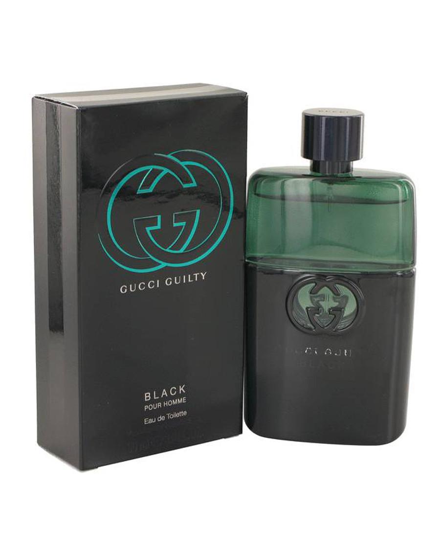 Gucci Guilty Black, 90 ml Originalsize мужская туалетная вода тестер духи аромат