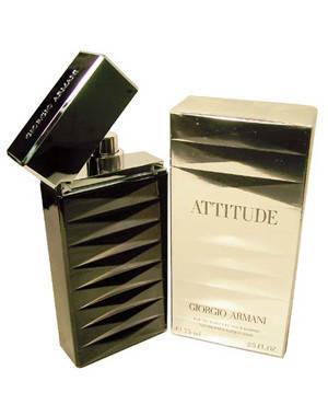Giorgio Armani Attitude, 75 ml Originalsize мужская туалетная вода тестер духи аромат , фото 2