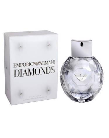 Emporio Armani Diamonds, 100 ml Originalsize мужская туалетная вода тестер духи аромат , фото 2