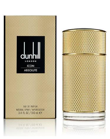 Dunhill Icon Absolute, 100 ml Originalsize мужская туалетная вода тестер духи аромат , фото 2