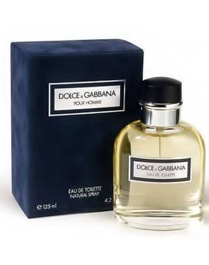 Dolce&Gabbana Pour Homme, 125 ml Originalsize мужская туалетная вода тестер духи аромат , фото 2