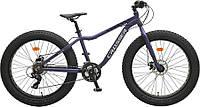 """Crosser Велосипед Crosser Fat Bike 26"""" 16"""" Blue (Fat Bike 26/16)"""
