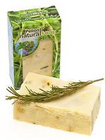 Мыло из оливкового масла с розмарином и мятой, фото 1