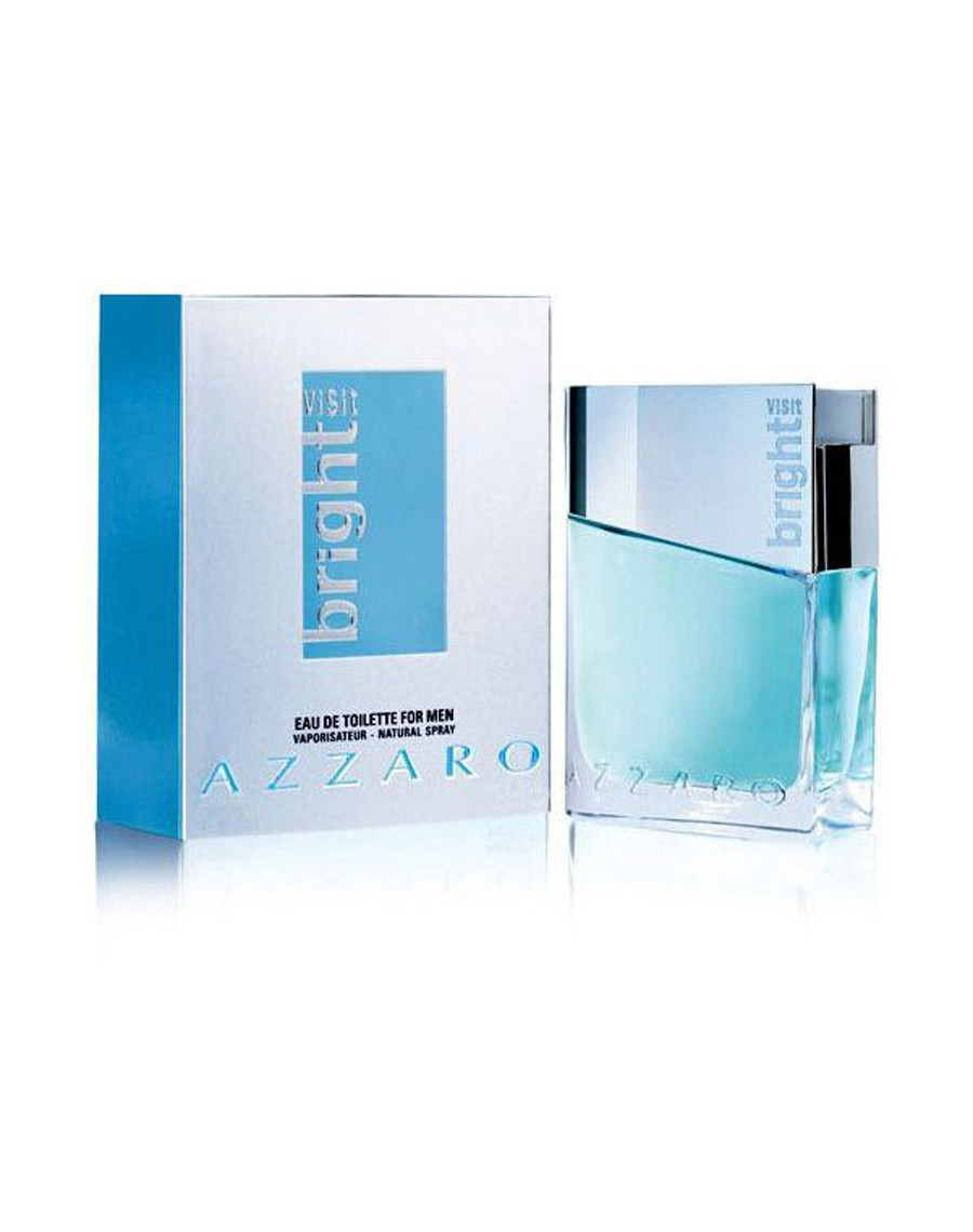 Azzaro Bright Visit, 50 ml Originalsize мужская туалетная вода тестер духи аромат