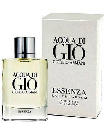 Armani Acqua di Gio Essenza, 100 ml Originalsize мужская туалетная вода тестер духи аромат , фото 2