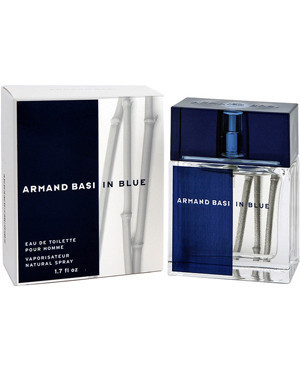 Armand Basi In Blue, 100 ml Originalsize мужская туалетная вода тестер духи аромат