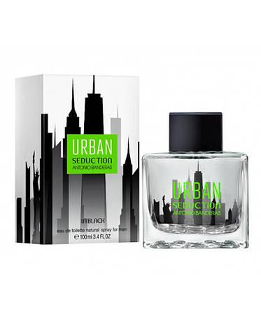 Antonio Banderas Urban Seduction in Black, 100 ml Originalsize мужская туалетная вода тестер духи аромат , фото 2