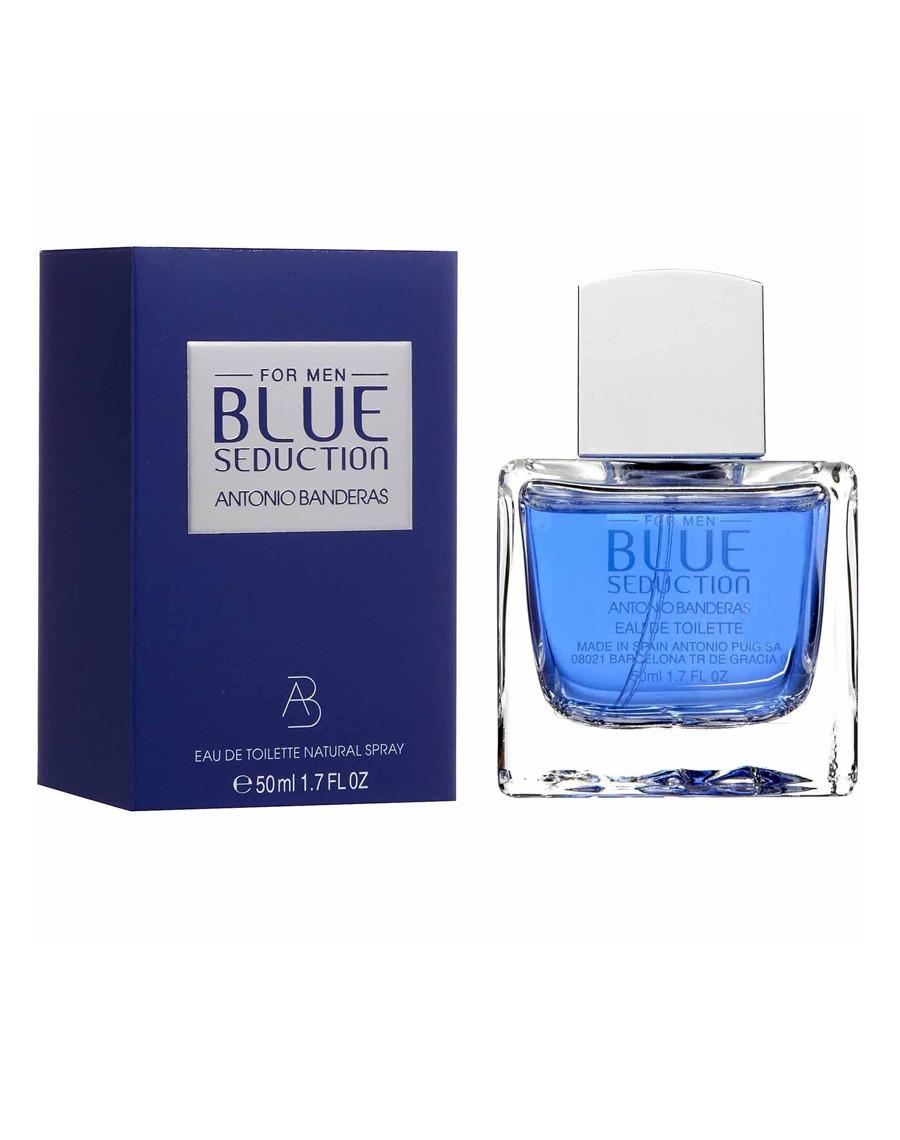 Antonio Banderas Blue Seduction Fresh, 100 ml Originalsize мужская туалетная вода тестер духи аромат