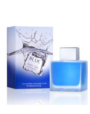 Antonio Banderas Blue Seduction Cool, 100 ml Originalsize мужская туалетная вода тестер духи аромат