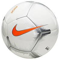 Мячи Мяч футбольный NIKE PITCH EVENT PACK SC3521-100(02-03-05-01/02) 3