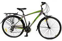 """Crosser Велосипед Crosser City Life Man 28"""" 19"""" Grey (City Life Man 28/19), фото 1"""