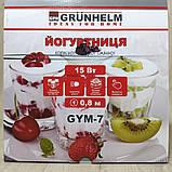 Йогуртниця Грюнхельм, фото 6