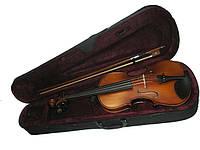 Скрипка Omebo (Rafaga) АВ 3/4 в кофре матовая