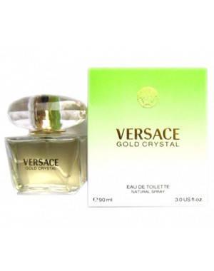 Versace Gold Crystal, 90 ml Original size женская туалетная парфюмированная вода тестер духи аромат, фото 2