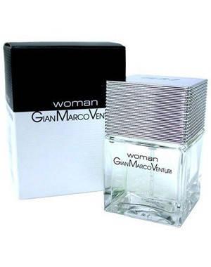 Gian Marco Venturi Woman, 100 ml Original size женская туалетная парфюмированная вода тестер духи аромат, фото 2