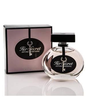 Antonio Banderas Her Secret, 80 ml Original size женская туалетная парфюмированная вода тестер духи аромат, фото 2