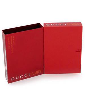 Gucci Rush, 75 ml Original size женская туалетная парфюмированная вода тестер духи аромат, фото 2