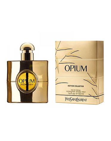 Yves Saint Laurent Opium Collector Edition, 100 ml Original size женская туалетная парфюмированная вода тестер духи аромат, фото 2