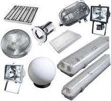 Світильники та прожектори