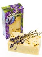 Мыло из оливкового масла и лаванды