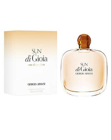 Armani Sun Di Giola, 100 ml Original size женская туалетная парфюмированная вода тестер духи аромат, фото 2