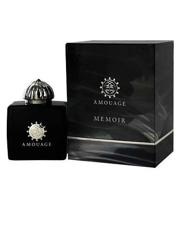 Amouage Memoir, 100 ml Original size женская туалетная парфюмированная вода тестер духи аромат, фото 2