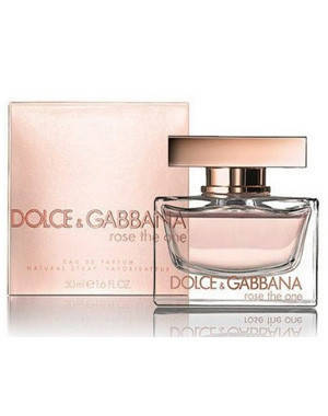 Dolce&Gabbana Rose The One, 75 ml Original size женская туалетная парфюмированная вода тестер духи аромат, фото 2