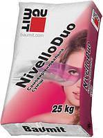 Самовыравнивающая пол гипсовый (теплый пол) 3-10мм Baumit Nivelo Duo  (25кг)