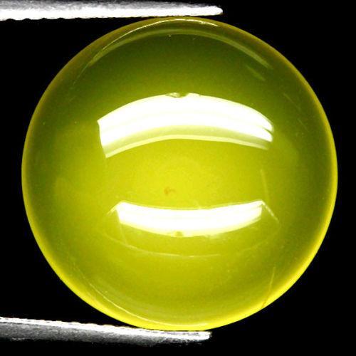 Натуральный халцедон 11.66 CT  16мм
