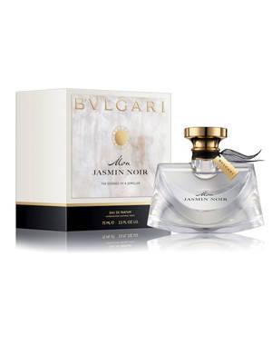 Bvlgari Mon Jasmin Noir, 75 ml Original size женская туалетная парфюмированная вода тестер духи аромат, фото 2