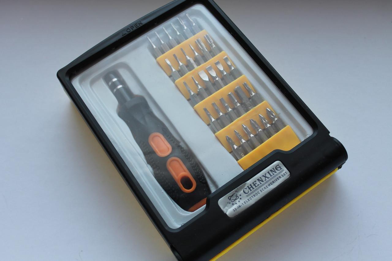 Инструмент для ремонта телефонов/планшетов (набор отверток 31 в 1) УЦЕНКА