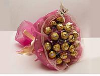 Букеты из конфет подарочный поздравительный съедобный
