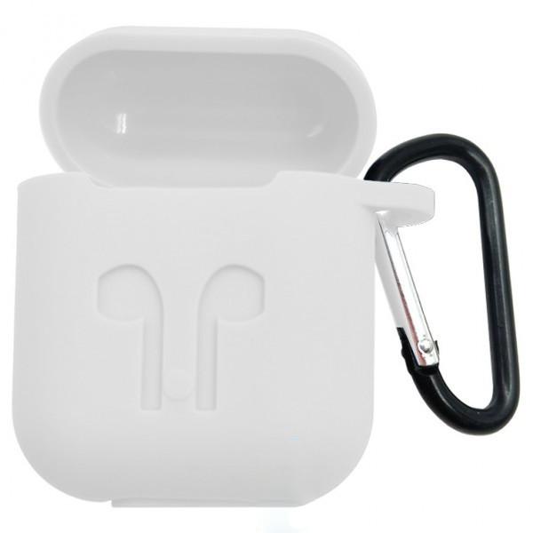 Футляр Remax для наушников Airpod Full Case белый