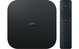 Xiaomi Mi box S 4K 2/8GB (Mi Box 4) International Edition (MDZ-22-AB) Global Приставка