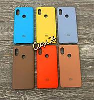 Чехол Soft touch для Xiaomi Redmi Note 5 (6 цветов)