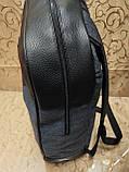 (47*32-боль)Рюкзак  Ferrar-PUMA мессенджер с кожаным дном спортивный городской стильный только ОПТ, фото 3