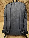 (47*32-боль)Рюкзак  Ferrar-PUMA мессенджер с кожаным дном спортивный городской стильный только ОПТ, фото 4
