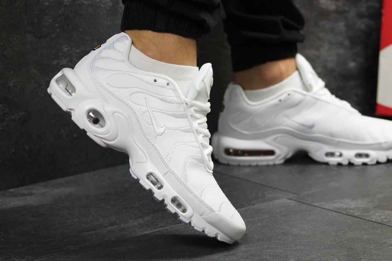 crazy price pretty nice on feet shots of Мужские кроссовки Nike Air Max 95 TN Plus White