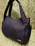 Качество женские сумка стеганная SUMKI MODA Стильная/Дутая сумка женская спортивная только оптом, фото 2